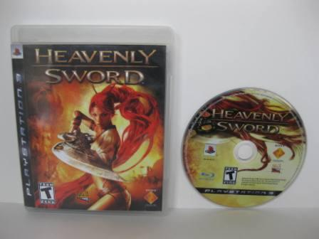 Heavenly Sword - PS3 Game